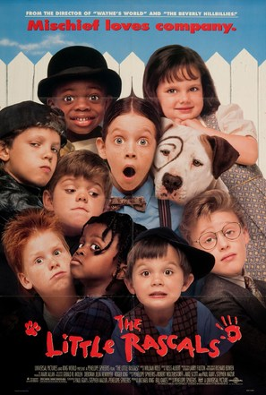 The Little Rascals - Movie Poster (thumbnail)