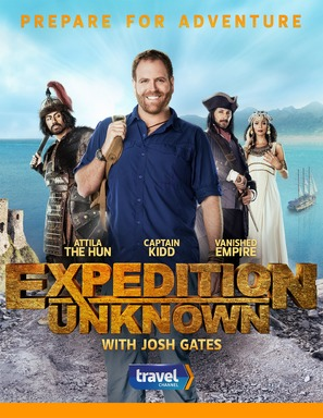 """Expedition Unknown"" - Movie Poster (thumbnail)"