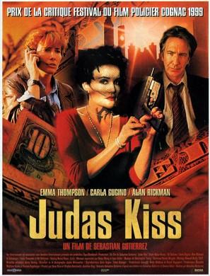 Judas Kiss - French Movie Poster (thumbnail)