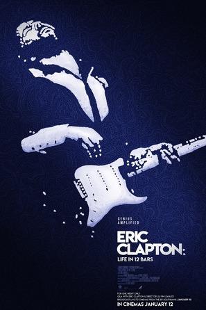 Eric Clapton: Life in 12 Bars - British Movie Poster (thumbnail)