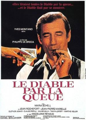 Le diable par la queue - French Movie Poster (thumbnail)