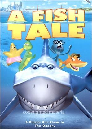 Hjælp, jeg er en fisk - DVD cover (thumbnail)
