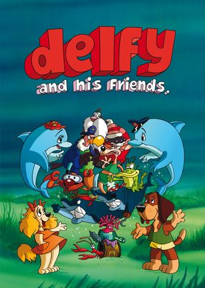 """""""Delfy y sus amigos"""" - Movie Poster (thumbnail)"""