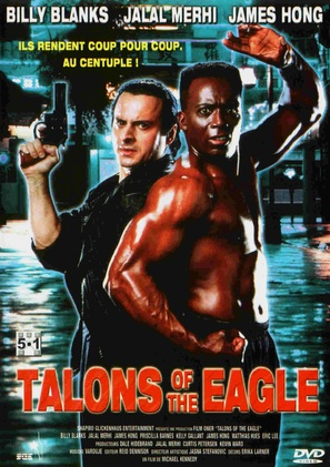 Talons of the Eagle - Movie Cover (thumbnail)