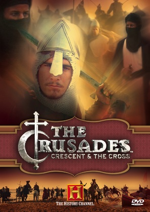Crusades: Crescent & the Cross - DVD cover (thumbnail)