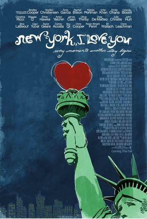 New York, I Love You - Advance movie poster (thumbnail)