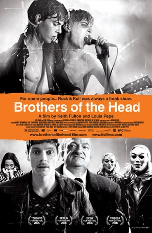 Brothers of the Head - Movie Poster (thumbnail)
