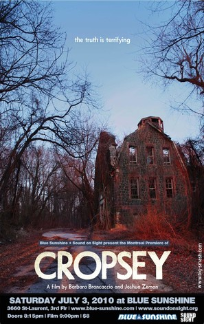 Cropsey - Movie Poster (thumbnail)