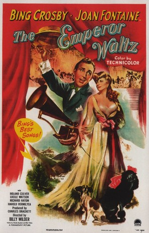 The Emperor Waltz - Movie Poster (thumbnail)