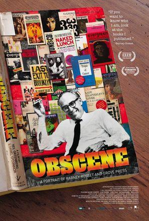 Obscene - Movie Poster (thumbnail)