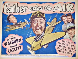 Father Takes the Air - Movie Poster (thumbnail)