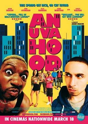 Anuvahood - British Movie Poster (thumbnail)