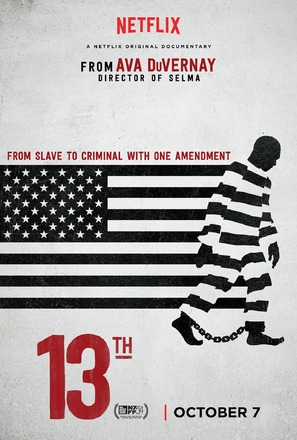 The 13th - Movie Poster (thumbnail)