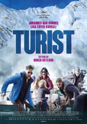 Turist - Swedish Movie Poster (thumbnail)
