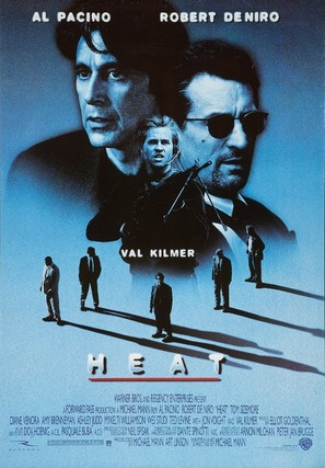 Heat - Movie Poster (thumbnail)