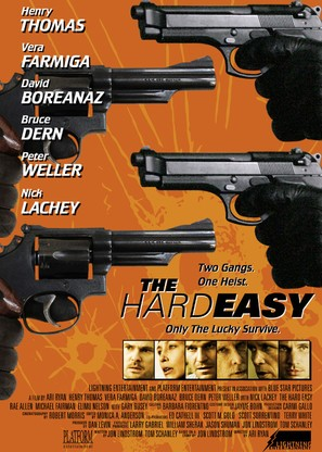 The Hard Easy - Movie Poster (thumbnail)