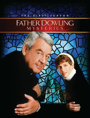 """""""Father Dowling Mysteries"""" - DVD movie cover (thumbnail)"""