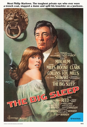 The Big Sleep - Movie Poster (thumbnail)