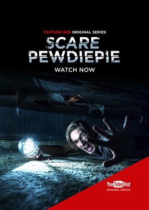 """Scare PewDiePie"" - Movie Poster (thumbnail)"