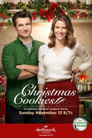 Christmas Cookies - Movie Poster (thumbnail)
