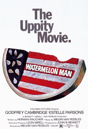 Watermelon Man - Movie Poster (thumbnail)