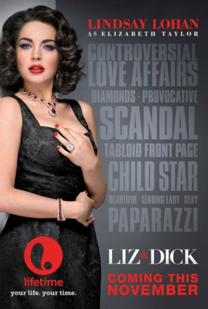 Liz & Dick - Movie Poster (thumbnail)