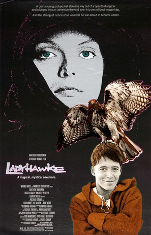 Ladyhawke - Movie Poster (thumbnail)