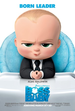 The Boss Baby - Movie Poster (thumbnail)