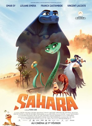 Sahara - French Movie Poster (thumbnail)