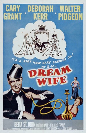 Dream Wife - Movie Poster (thumbnail)