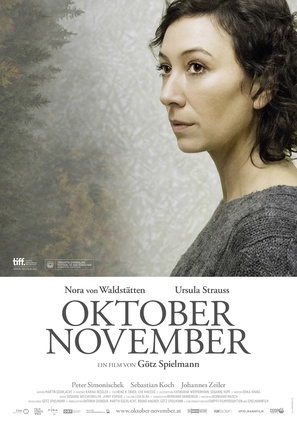 Oktober November - Austrian Movie Poster (thumbnail)