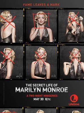 """The Secret Life of Marilyn Monroe"" - Movie Poster (thumbnail)"