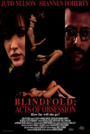 Blindfold: Acts of Obsession - Movie Poster (thumbnail)