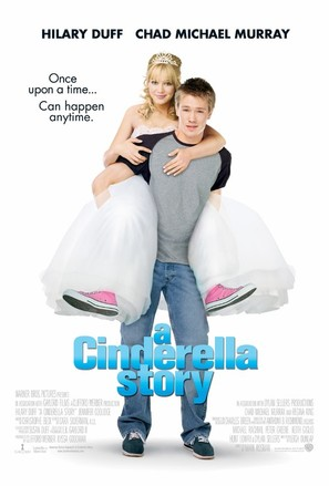 A Cinderella Story - Movie Poster (thumbnail)