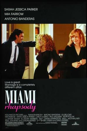 Miami Rhapsody - Movie Poster (thumbnail)