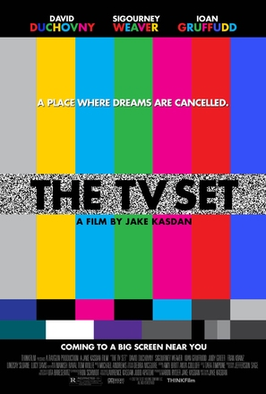 The TV Set - Movie Poster (thumbnail)