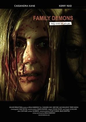 Family Demons - Movie Poster (thumbnail)
