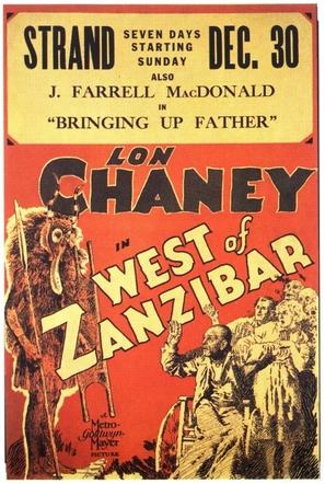 West of Zanzibar - Movie Poster (thumbnail)