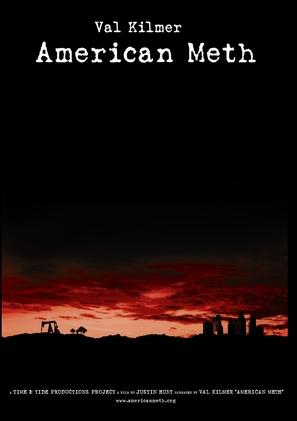 American Meth - DVD movie cover (thumbnail)