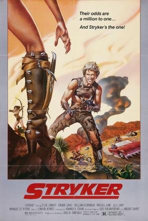 Stryker - Movie Poster (thumbnail)