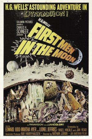 First Men in the Moon - Movie Poster (thumbnail)