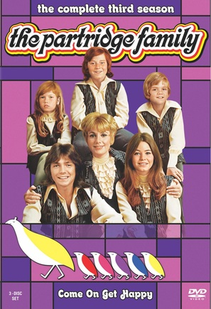 """The Partridge Family"" - Movie Cover (thumbnail)"