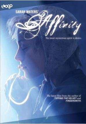 Affinity - DVD movie cover (thumbnail)