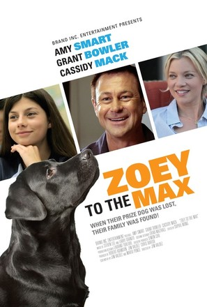 Zoey to the Max - Movie Poster (thumbnail)