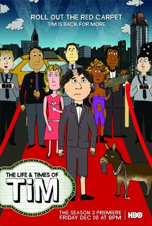 """""""The Life & Times of Tim"""" - Movie Poster (thumbnail)"""