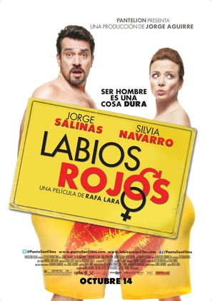 Labios Rojos - Movie Poster (thumbnail)