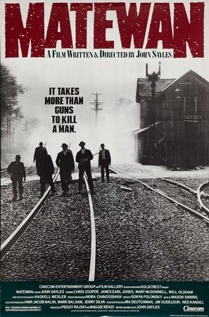 Matewan - Movie Poster (thumbnail)