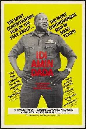 Gènèral Idi Amin Dada: Autoportrait - Movie Poster (thumbnail)