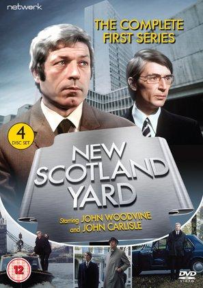 """New Scotland Yard"" - British DVD cover (thumbnail)"