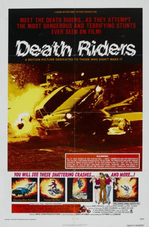Death Riders - Movie Poster (thumbnail)